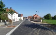 Réhabilitation de la rue de Saverne - Mommenheim