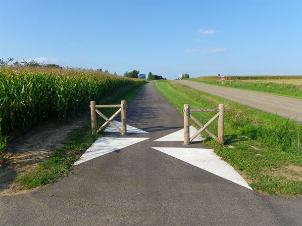 Liaison cyclable : Bernolsheim - Brumath
