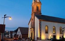 Réhabilitation de l'éclairage public - Bossendorf